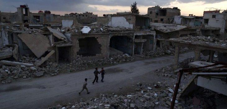 Sameer Al-Doumy | Agencia France-Presse