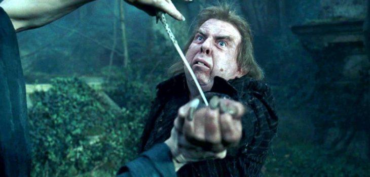 Timothy-Spall en Harry Potter