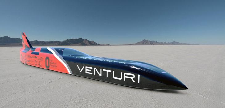 Venturi VBB-3 | i24web.com