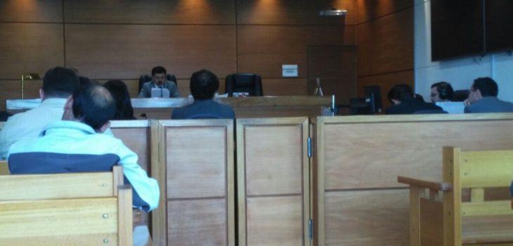 Juicio  por caso Laja| Constanza Reyes