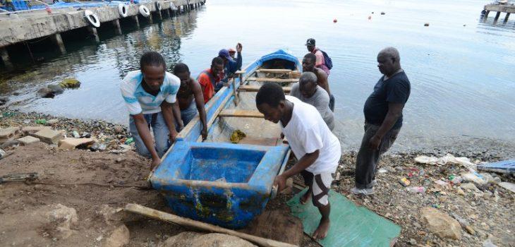 Huracán Matthew en Jamaica  | Richardo Makyn | AFP