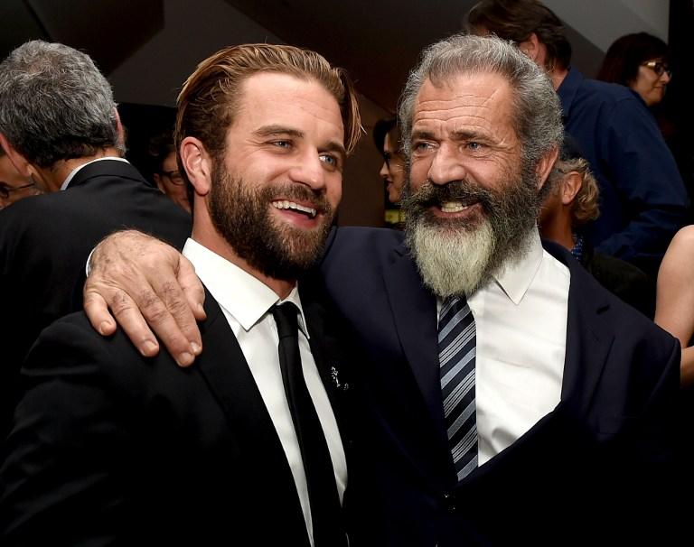 El hijo de Mel Gibson ya tiene 26 años y cada día es más