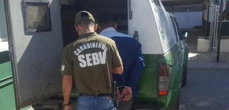 ARCHIVO |  SEBV de Carabineros