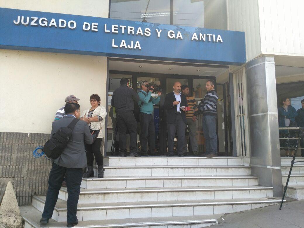 Detienen a un hombre acusado de asesinar a mujer desaparecida en Laja