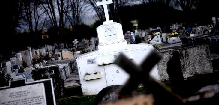 Cementerio de Concepción   ARCHIVO   Maribel Fornerod   Agencia UNO