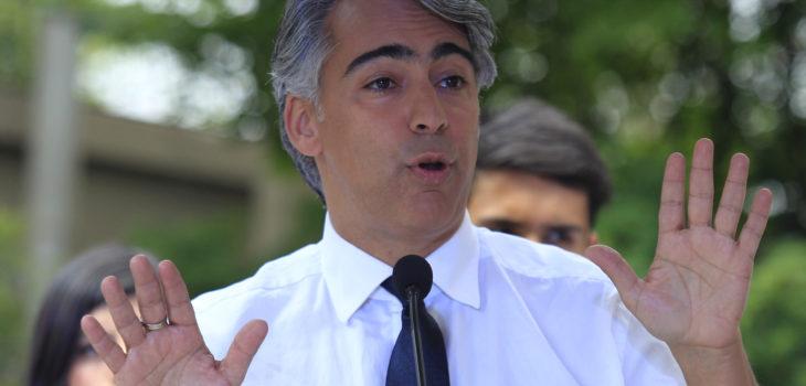 CONTEXTO | Marco Enríquez Ominami | Agencia UNO