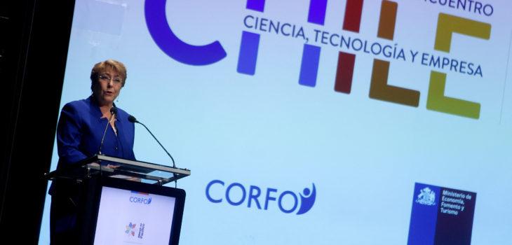 Michelle Bachelet | Agencia UNO