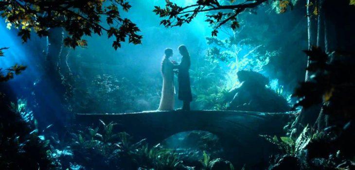 Arwen y Aragorn | El Señor de los Anillos