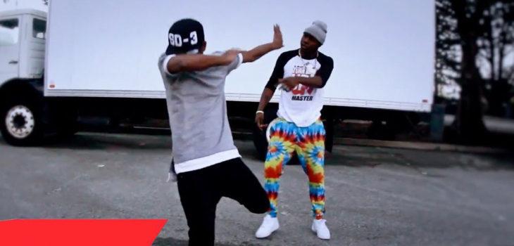 Baile Dab Dance   Captura de Youtube