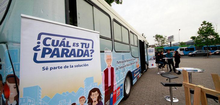 Bus Centro, que recoge opiniones de usuarios | Francisco Castillo | Agencia Uno