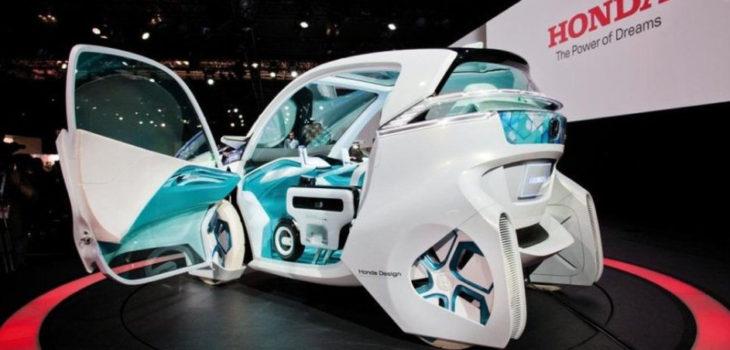 Un prototipo de los vehículos Honda sin conductor | Archivo de El Nuevo Diario
