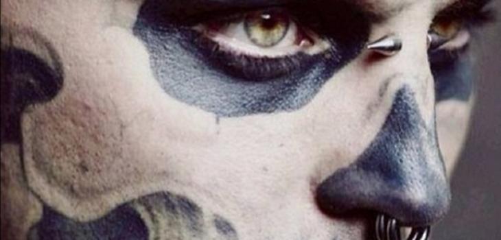 Rick Genest | Instagram