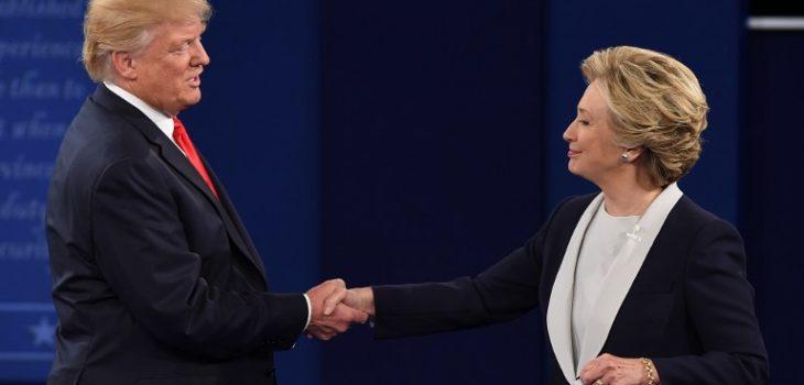 Debate presidencial en Estados Unidos | Robyn Beck | AFP