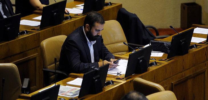 Diputado Hugo Gutiérrez | Pablo Ovalle | Agencia UNO