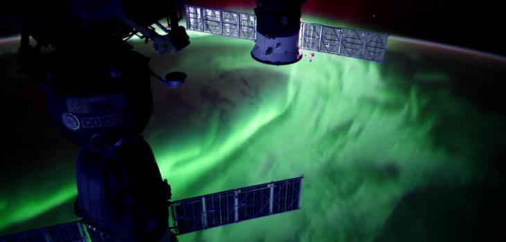 Estación Espacial Iternacional   NASA