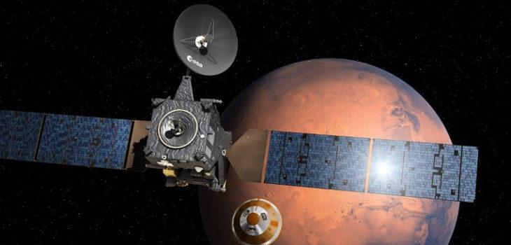 D. DUCROS / EUROPEAN SPACE AGENCY / AFP