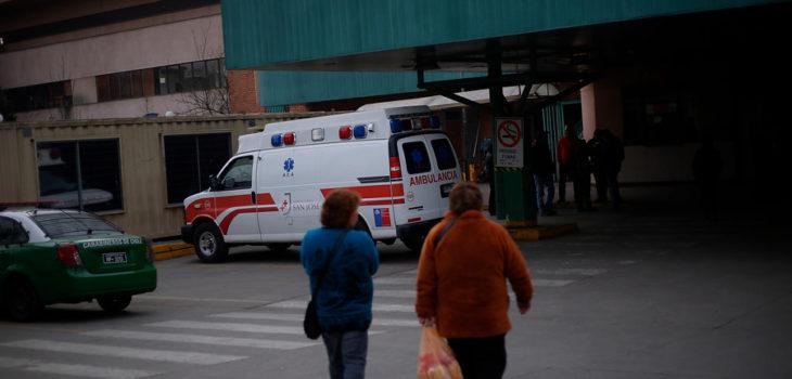 Hospital San José |  Pablo Vera | Agencia UNO