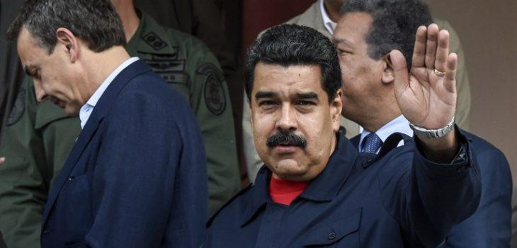 ARCHIVO   Nicolás Maduro   Agence France Press