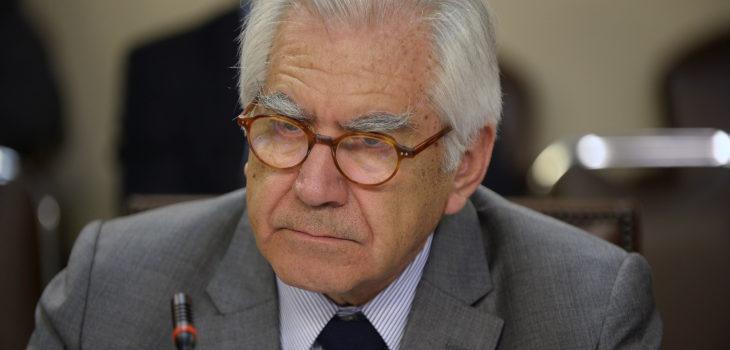 Ministro del Interior Mario Fernández | ARCHIVO | Agencia UNO