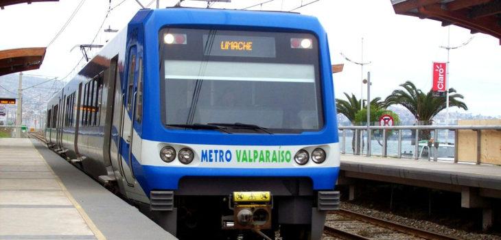 ARCHIVO | Metro de Valparaíso