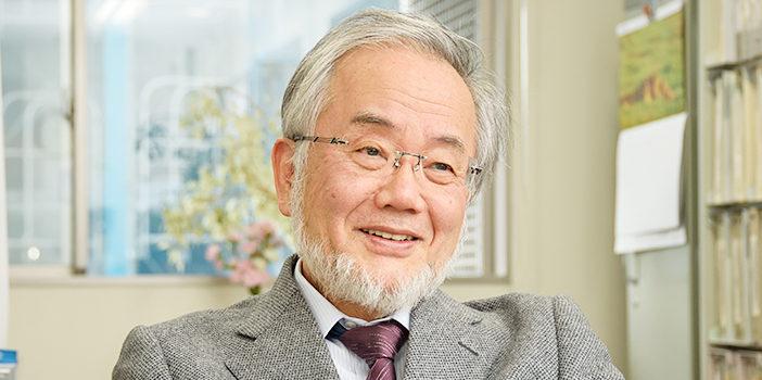 Yoshinori Ohsumi  | www.titech.ac.jp