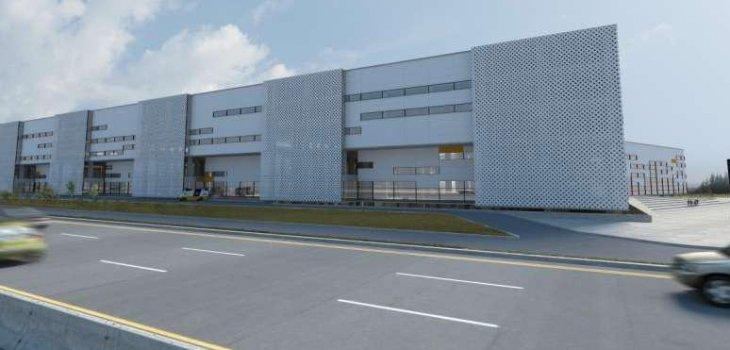 ARCHIVO |Maqueta virtual del Hospital Marga Marga