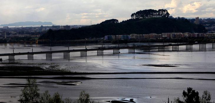 Río Bío Bío   Maribel Fornerod   Agencia UNO