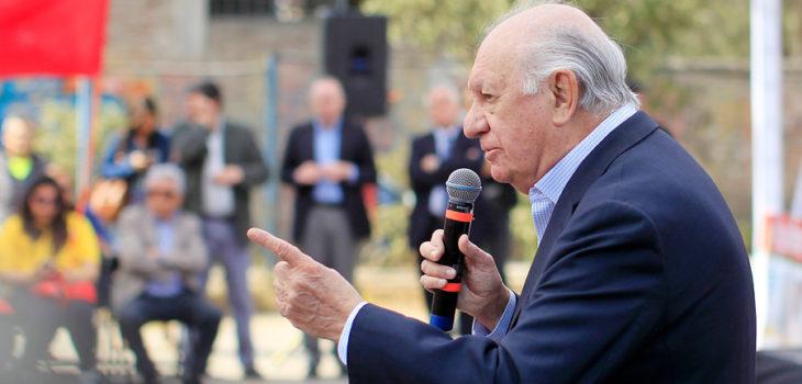 ARCHIVO | Ricardo Lagos | Agencia UNO