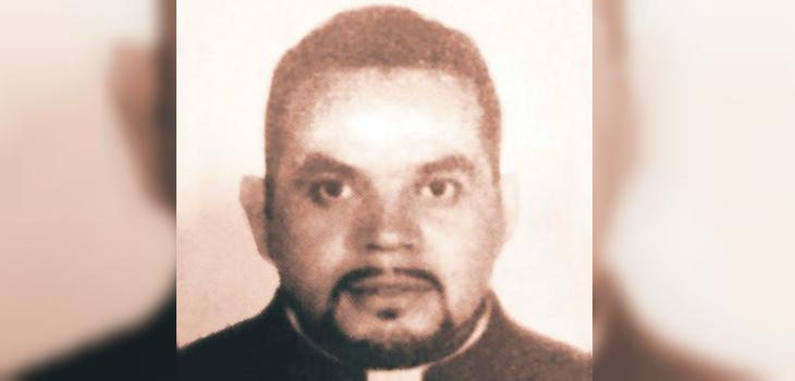 Sacerdote José Alfredo Guillén