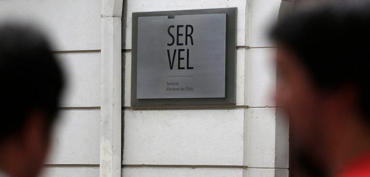 Servel | Pablo Vera | Agencia UNO
