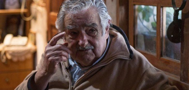 José Mujica en su casa | Daniel Caselli | AFP
