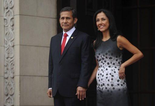 Nadine Heredia | Agencia AFP