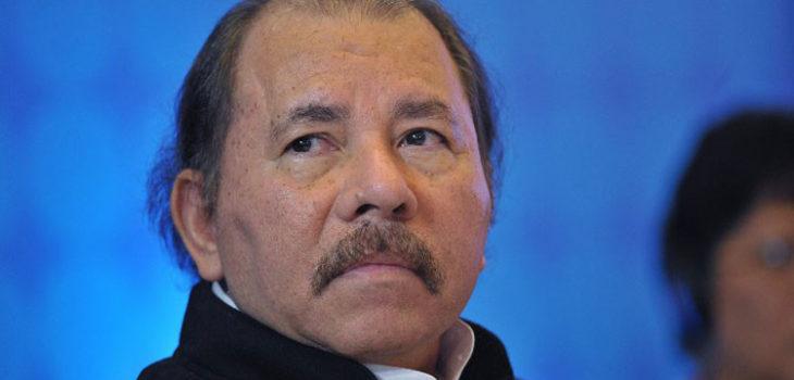 Daniel Ortega   Agencia AFP