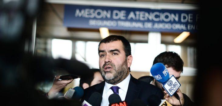 Fiscal José Morales | Agencia UNO