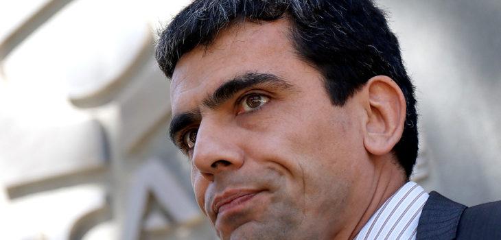 Fiscal Carlos Gajardo | Archivo