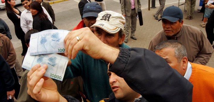 CONTEXTO | Billetes falsos | Agencia UNO