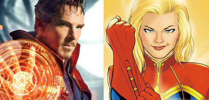 Doctor Strange | Captain Marvel | Marvel