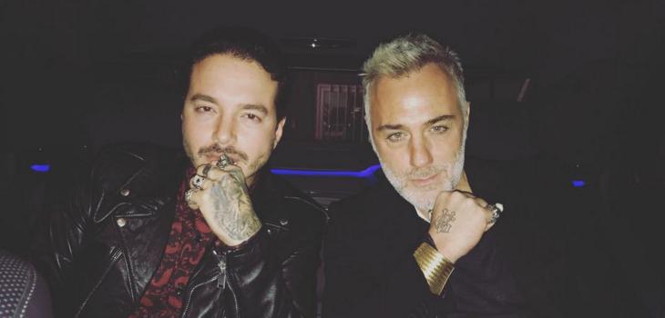 Gianluca Vacchi  | Instagram