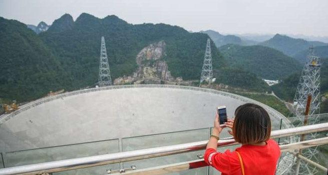 Telescopio FAST | asianews.it