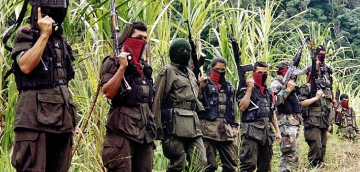 ARCHIVO | Guerrilla ELN | AFP