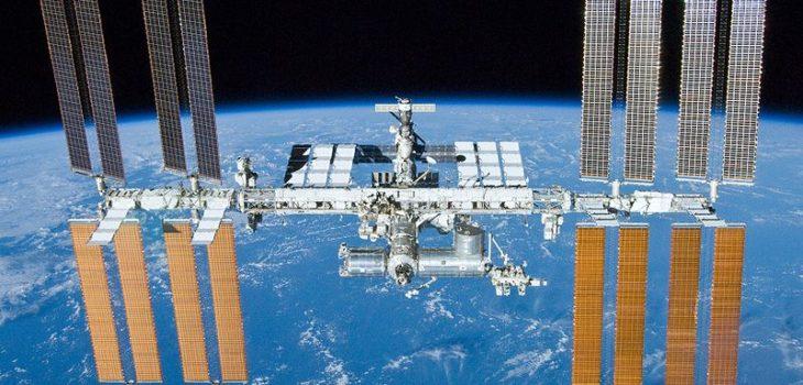 Estación Espacial Internacional   Wikimedia Commons (CC)