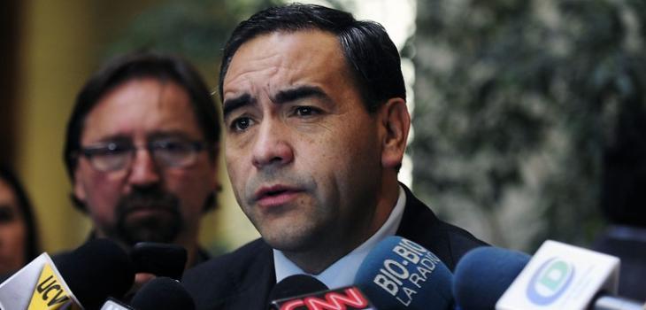 Diputado Fidel Espinoza | Pablo Ovalle | Agencia UNO