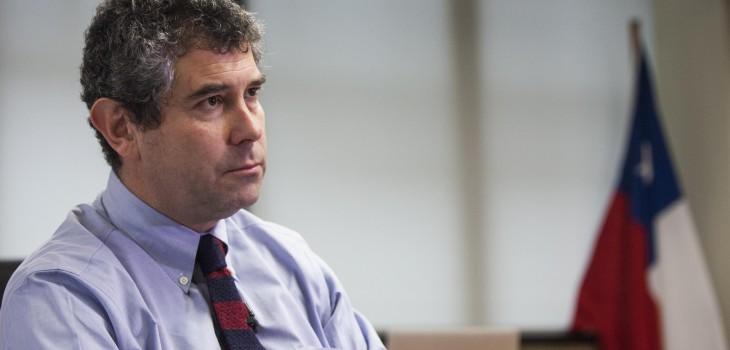 Intendente Andrés Jouannet | Agencia UNO