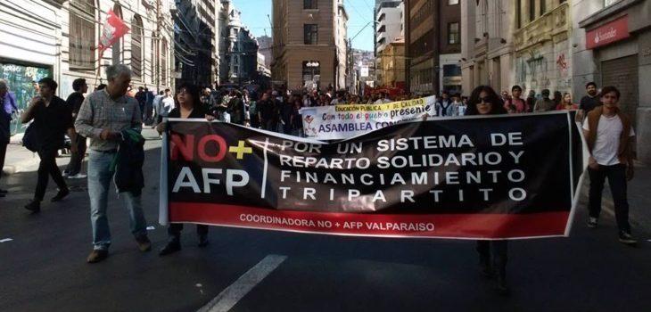 NO+AFP Valparaíso | Facebook
