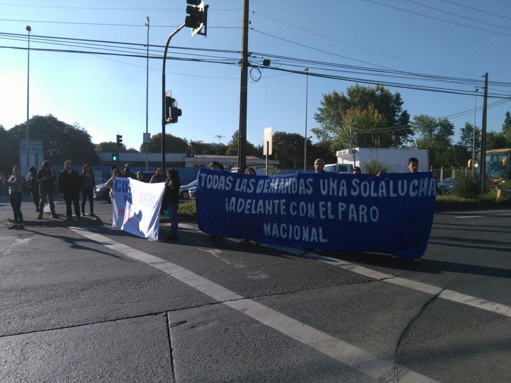"MANIFESTACIÃ""N NO + AFP  SAN PEDRO"