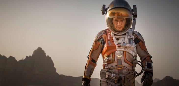 Archivo | Película The Martian