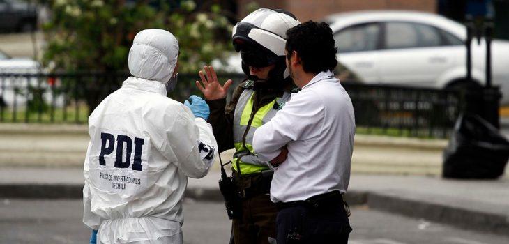 CONTEXTO | Policía de Investigaciones | Agencia UNO