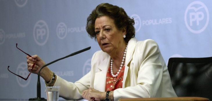 Rita Barberá | ARCHIVO | Agence France-Presse