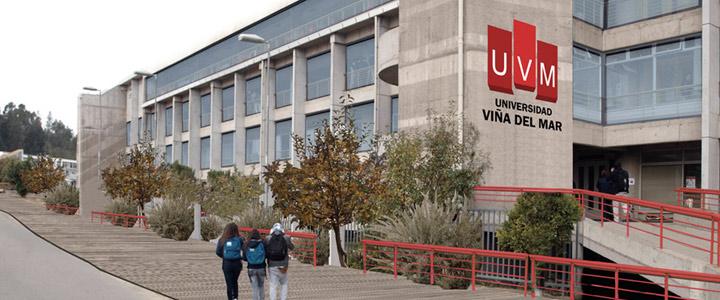 ARCHIVO   Universidad de Viña del Mar
