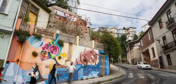 Valparaíso | Yvo Salinas | Agencia UNO